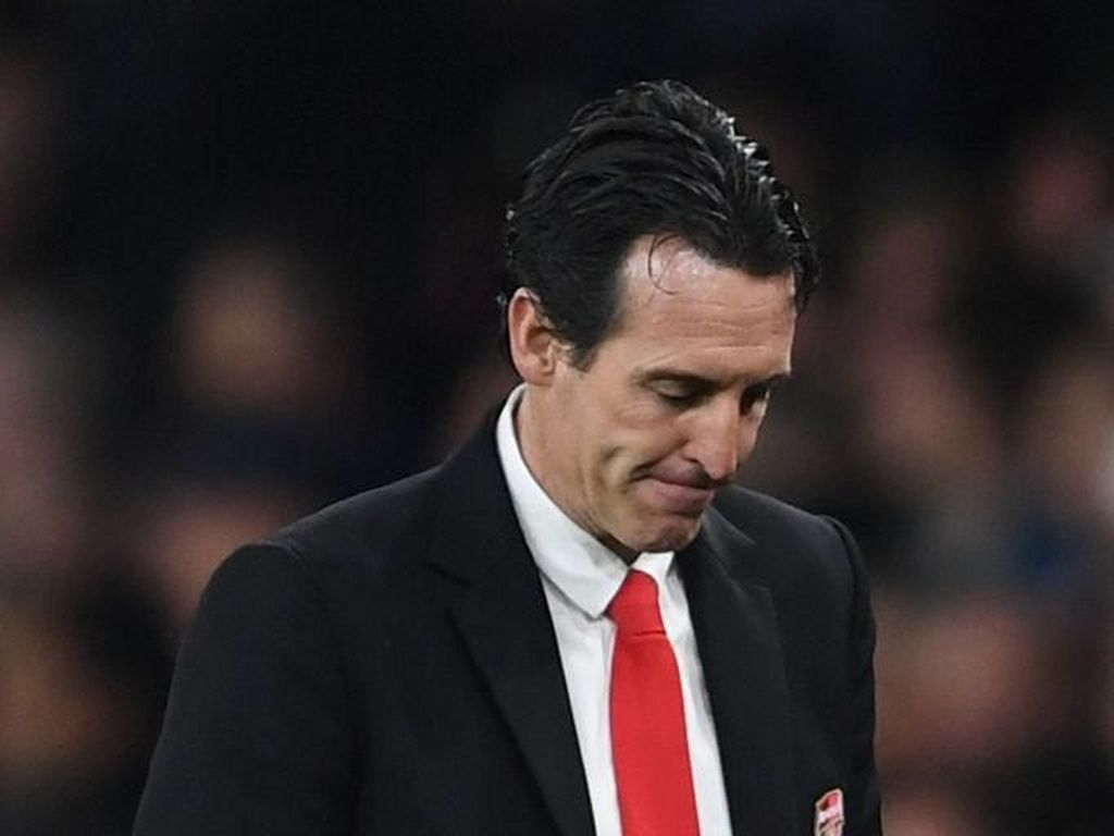 Kekalahan dari Sheffield Jadi Titik Balik Emery di Arsenal