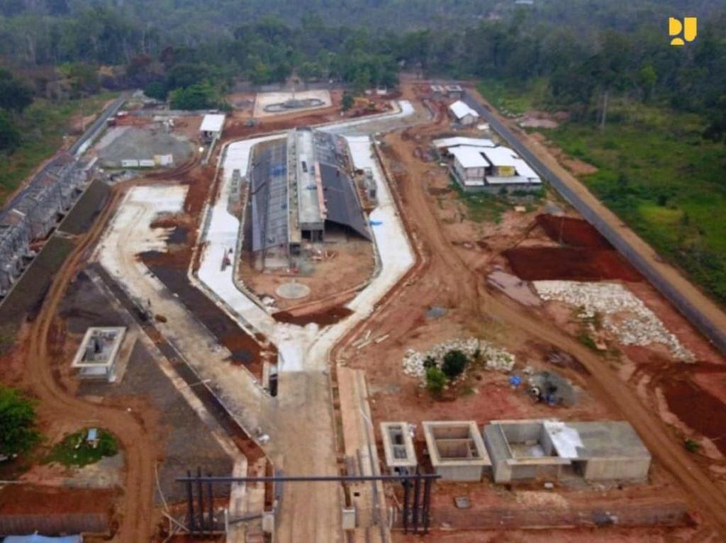 PLBN Sota Papua Hampir Rampung, Ini Potretnya