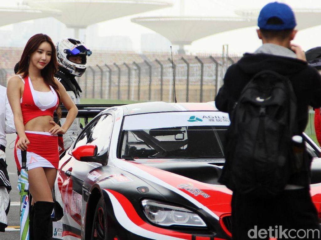 Yang Tersisa dari Asian Le Mans: Senyum Manis Grid Girl Shanghai