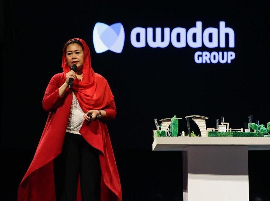 Yenny Wahid Bawa UMKM Naik Kelas di Toko Digital Awadah