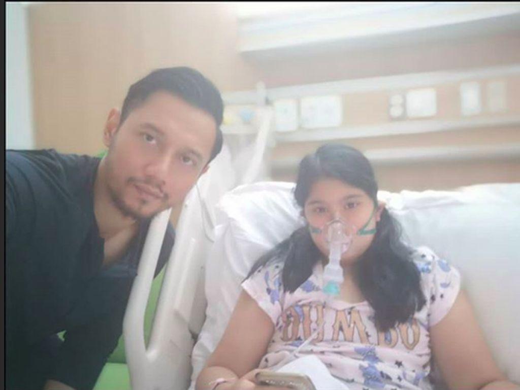Cucu SBY Almira Dirawat, AHY Minta Bantuan Doa Cepat Sembuh