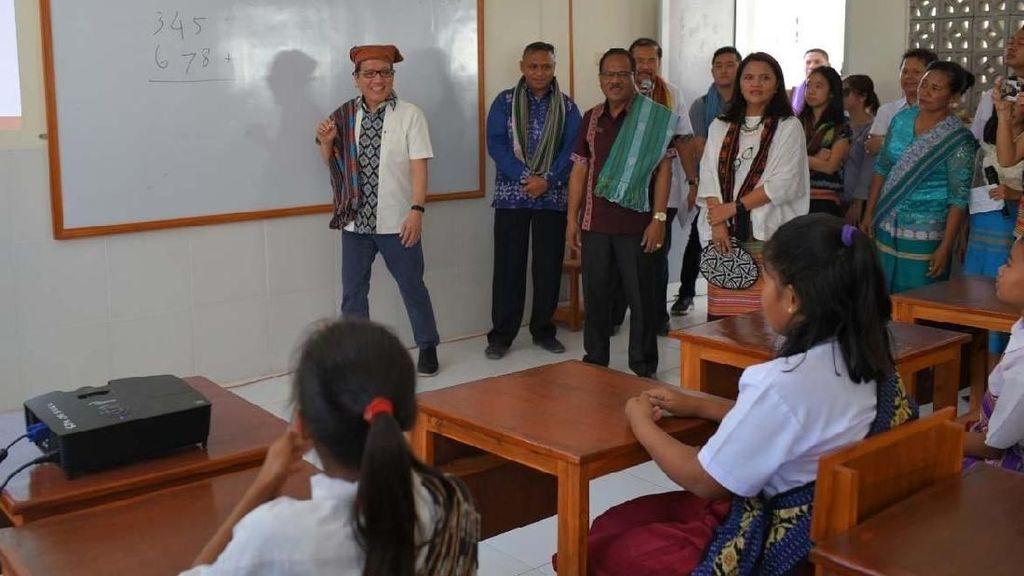 Gedung Sekola YPA-MDR Kupang Diresmikan