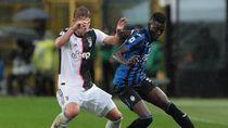 Video 3 Pemain Juventus Cedera Saat Kontra Atalnta