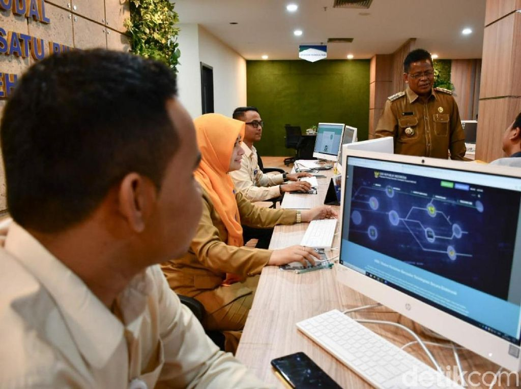 Warga Banda Aceh Kini Bisa Nikah di Mal Pelayanan Publik