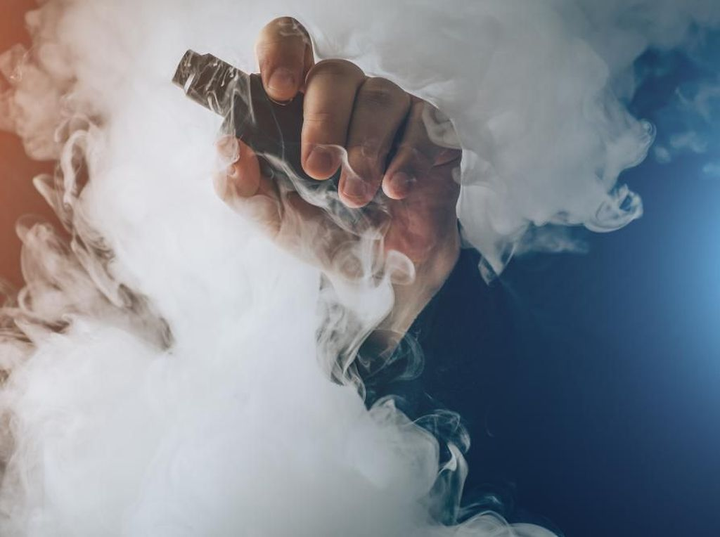 Vape Dilarang, Perokok Dinilai Akan Kembali ke Rokok Tembakau