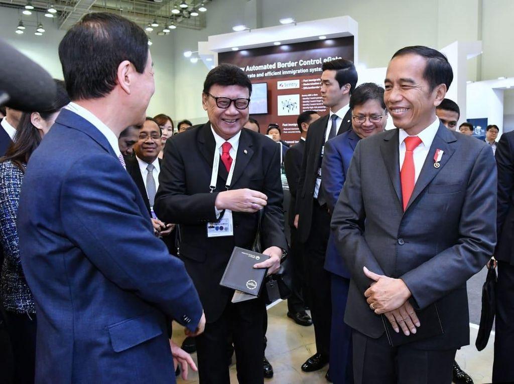 Tarik Minat Investasi Asing, Jokowi Janji Pangkas Birokrasi