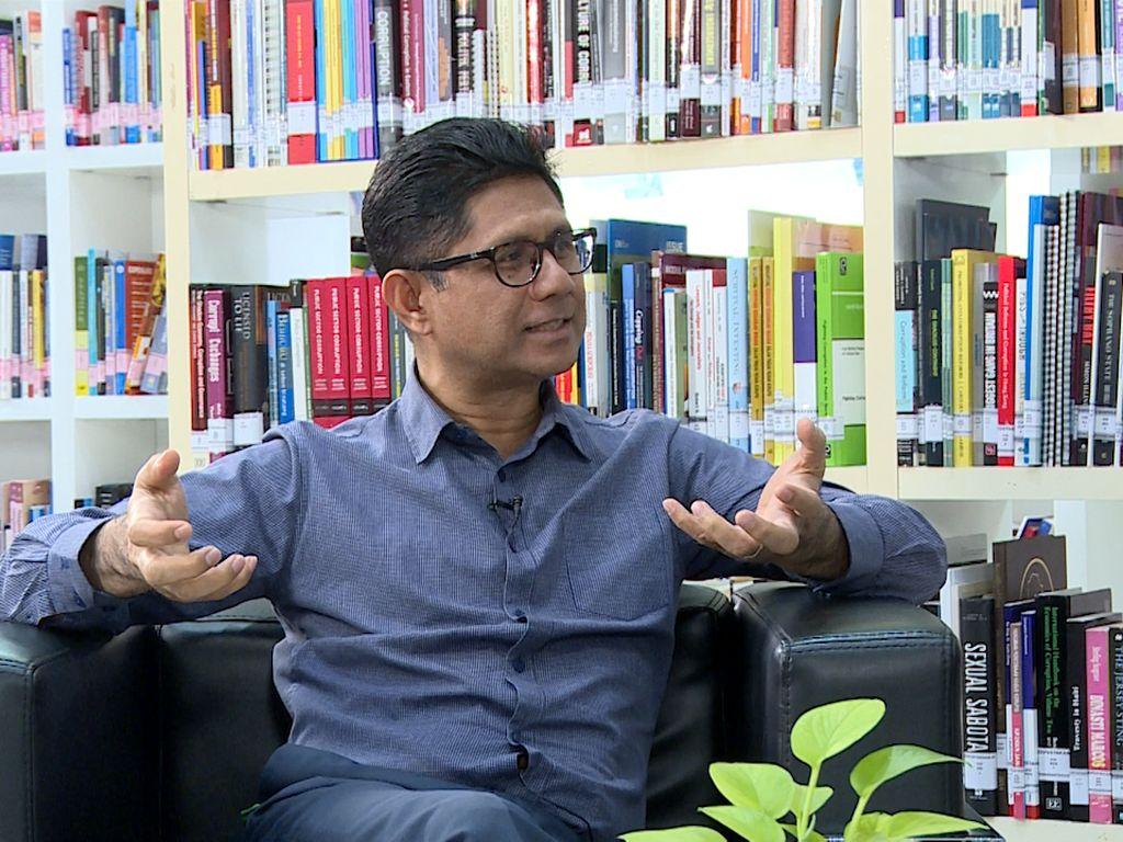 Pimpinan KPK Merasa Tak Pernah Dibantu Komisi III: Kami Dimarahi Mulu