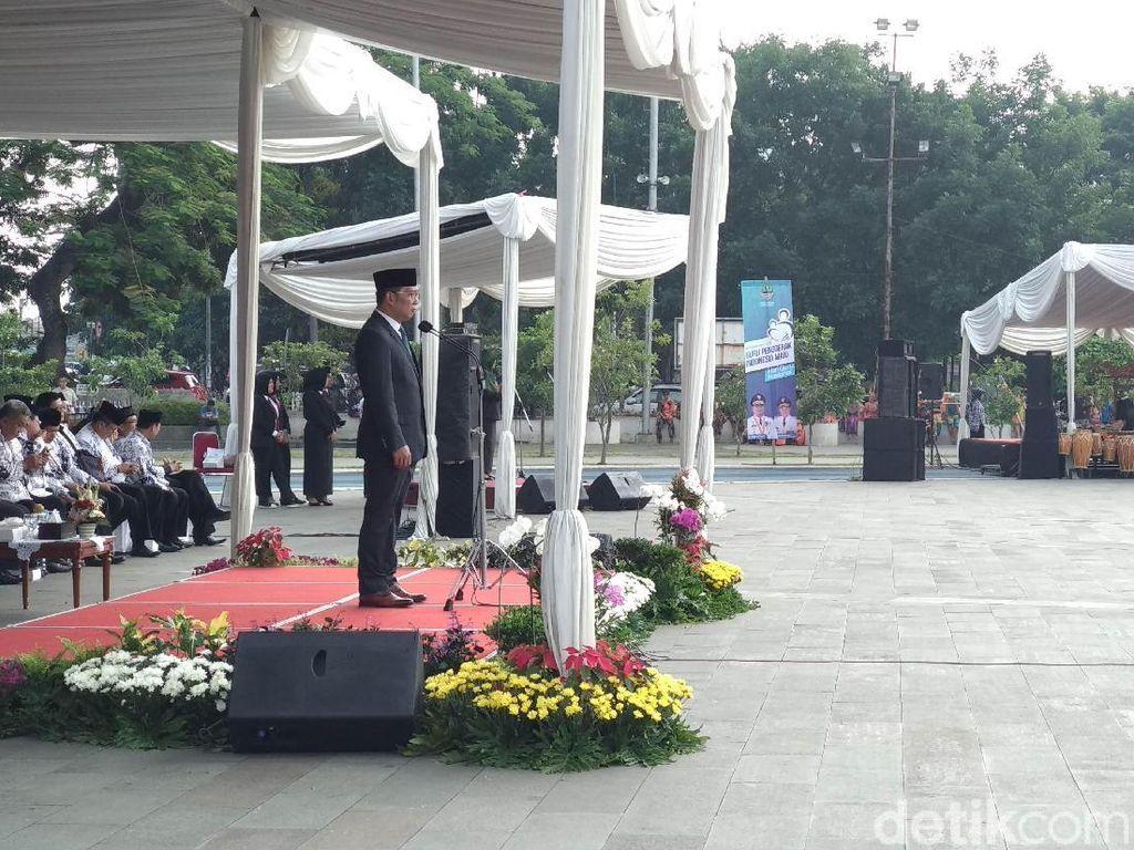 Ridwan Kamil Siap Terjemahkan Pidato Nadiem Jadi Kebijakan Daerah