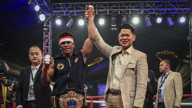Bergabung dengan Mahkota membuat Ongen Saknosiwi bisa punya jalan bagus menuju pertarungan perebutan gelar juara dunia.