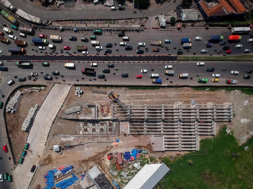 Setengah Jalan ke Bandara Kertajati Lewat Tol, Sisanya Bagaimana?