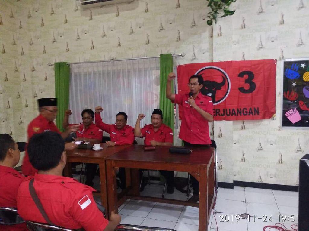 Jelang Pilkada, PDIP Surabaya Dorong Kader Perluas Jejaring di Masyarakat