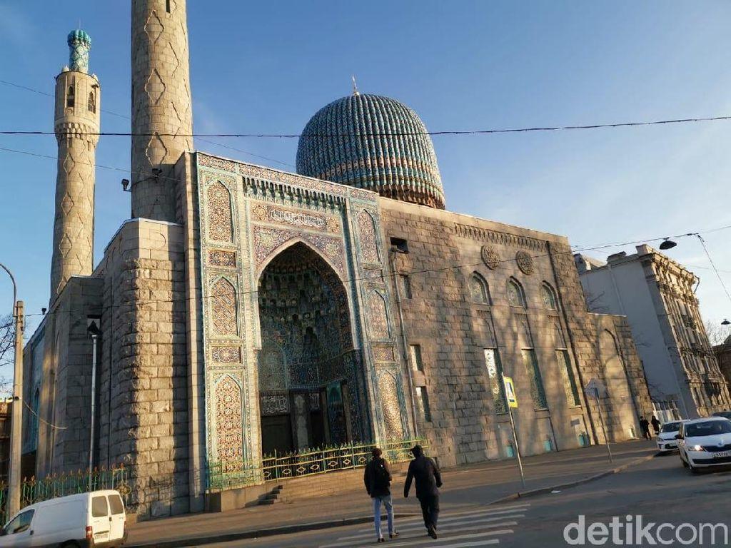 Potret 10 Masjid Cantik di Berbagai Belahan Dunia