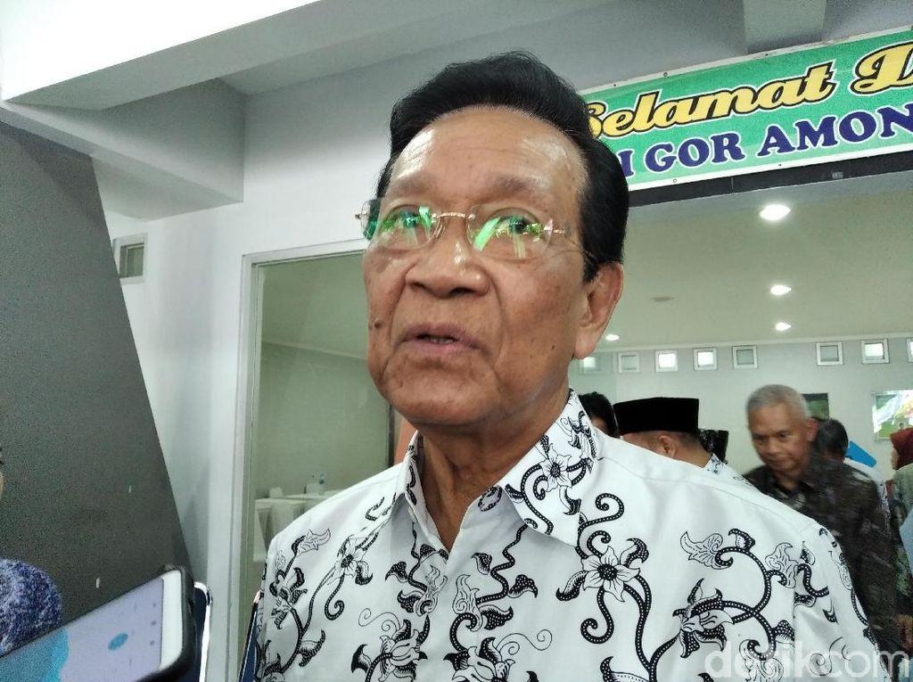 Soal Reuni 212, Sultan: Tahun Lalu Juga Tak Ada Alumni Itu di Yogya