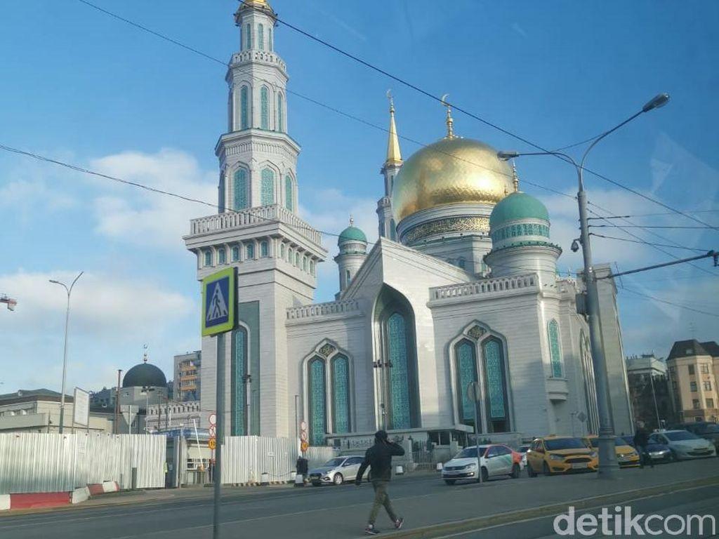 Corona di Rusia Stabil, Kota Moskow Longgarkan Lockdown Mulai 1 Juni