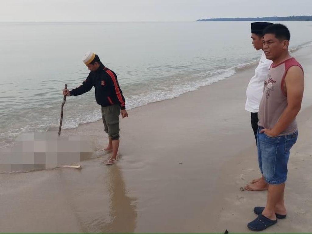 Warga Pulau Bangka Geger 3 Hari Berturut Ditemukan 3 Mayat Tanpa Identitas