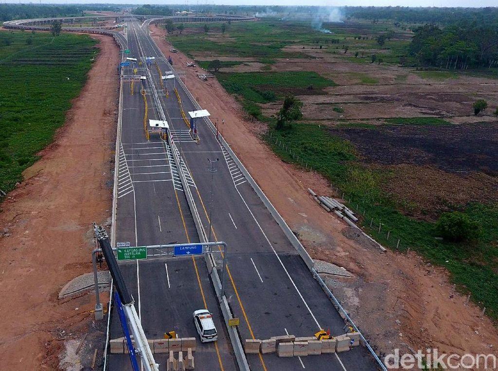 Daftar 5 Capaian APBN 2020, Ada Jalan Baru 137 Km
