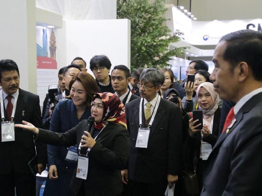 Kemenkum HAM Unjuk Gigi di Pameran Inovasi Pelayanan Publik ASEAN-RoK