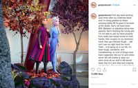 Ini Lho Griselda Sastrawinata, Perancang Kostum Frozen 2 Asal Indonesia