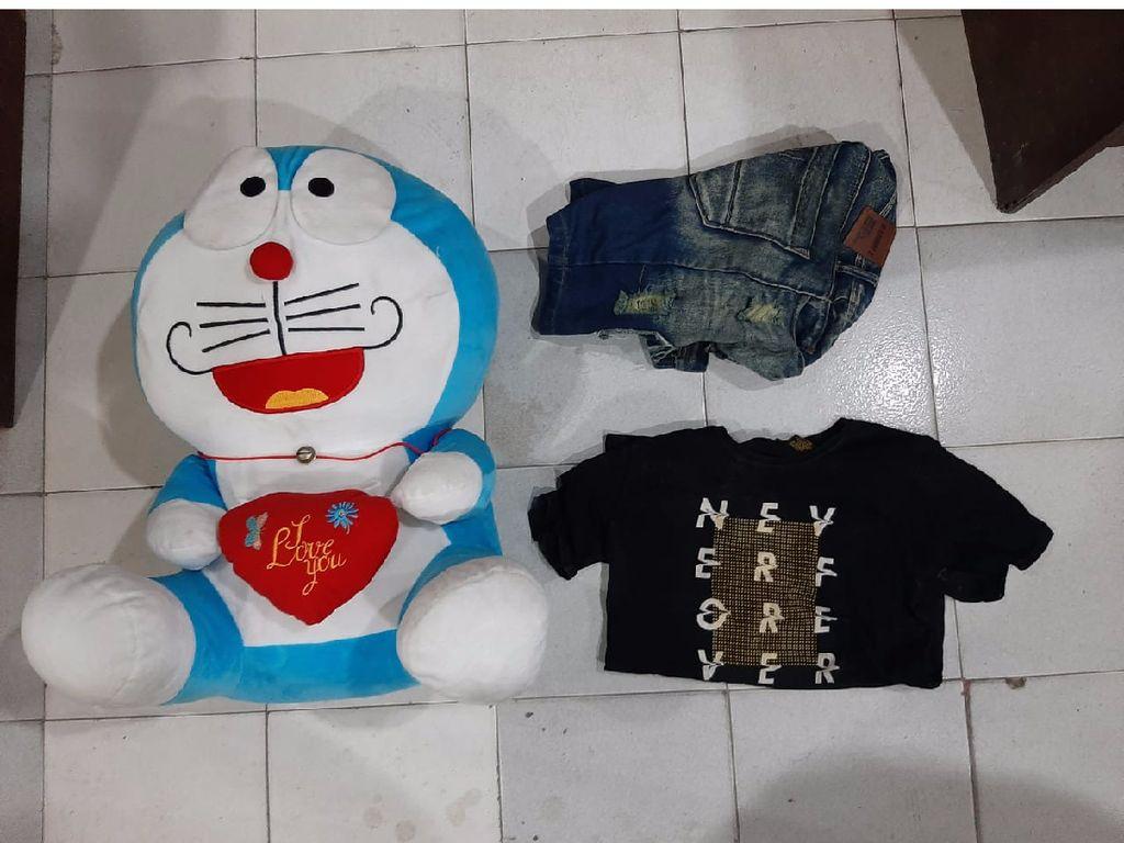 Ricky Ditangkap Polisi karena Curi Motor demi Boneka Doraemon buat Kekasih