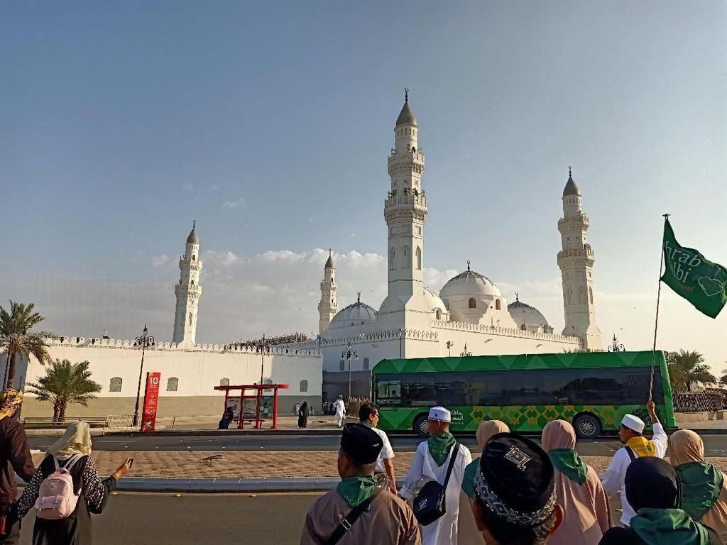 Masjid Quba, Masjid Pertama yang Dibangun Rasulullah