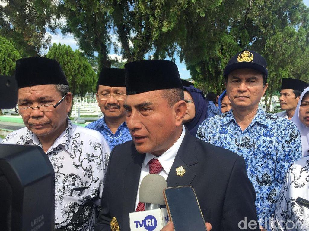 4 Berita Terpanas Petang Ini: Gubernur Sumut Vs Bupati hingga Konflik Hanura