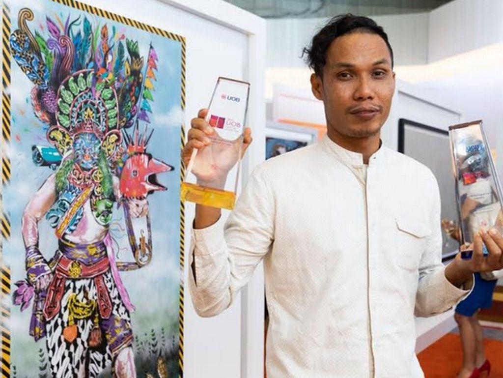 Menang di Singapura, Lukisan Anagard Angkat Nilai Lokal Khas Indonesia