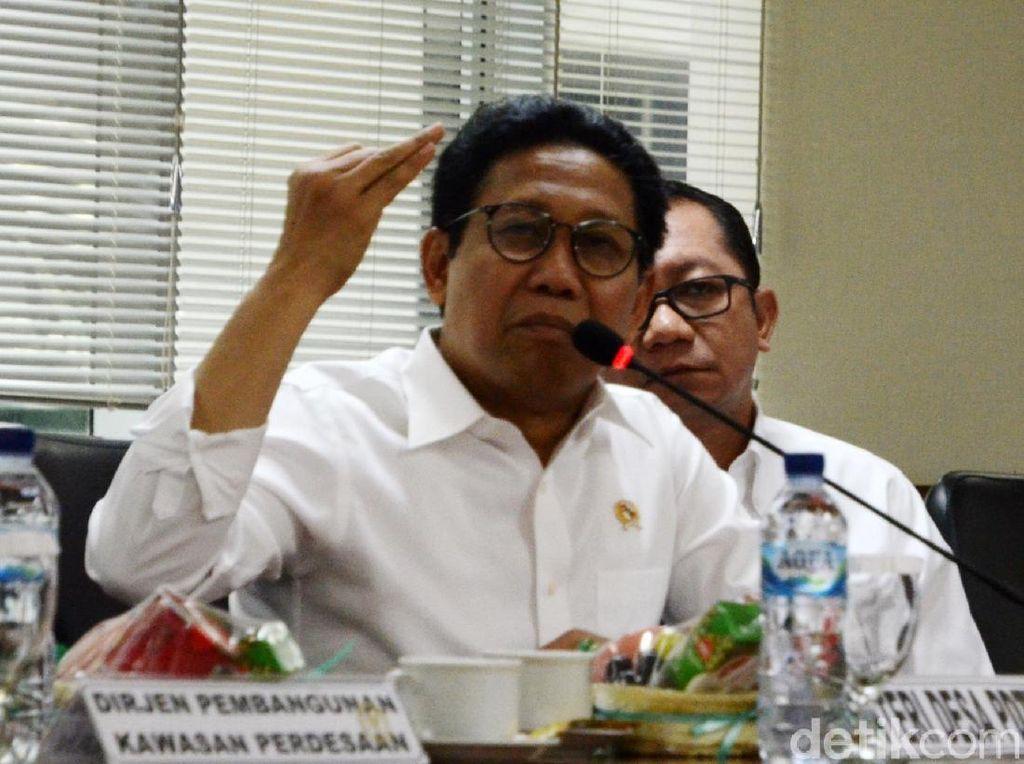 Mendes PDTT: Sudah 40.000 Desa Bentuk Relawan Lawan Corona