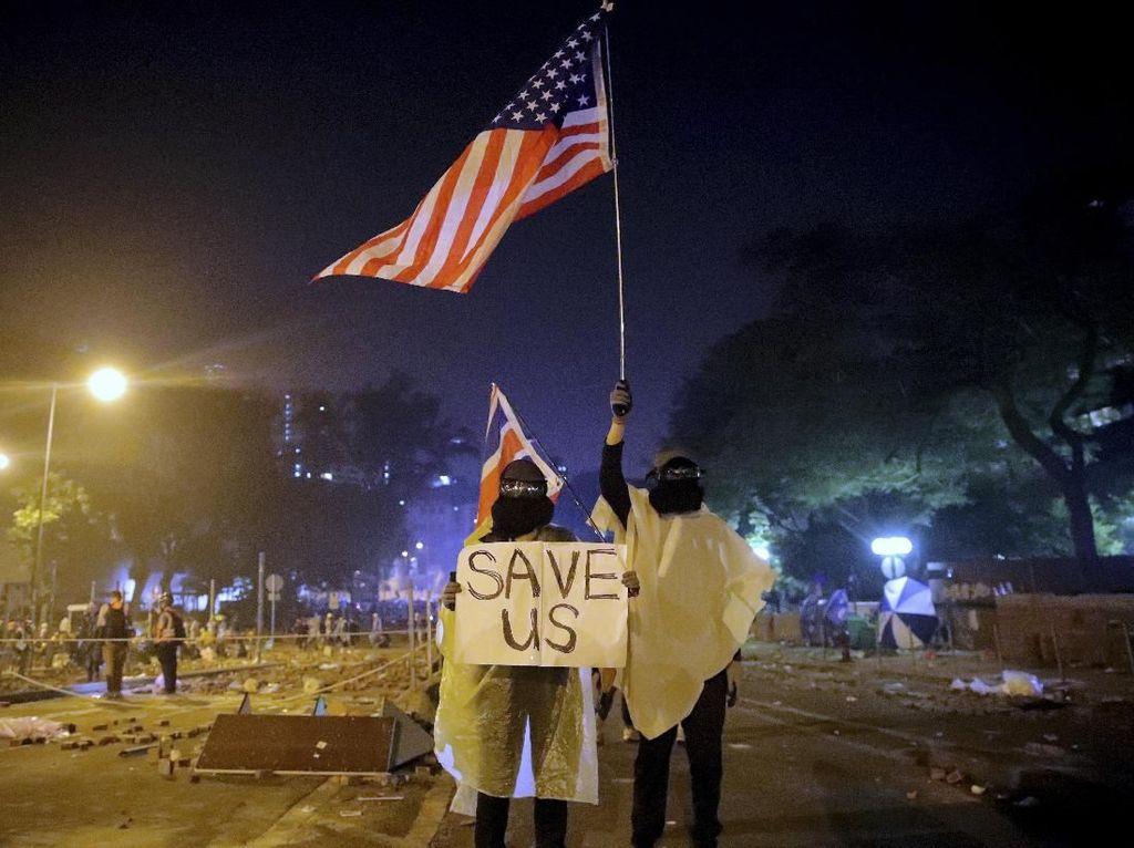 China Panggil Dubes AS Minta RUU Pro-Demokrasi Hong Kong Dicabut