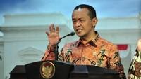 Jokowi Minta Kejar Target Investasi Rp 900 T, Bahlil: Ini Tidak Main-main