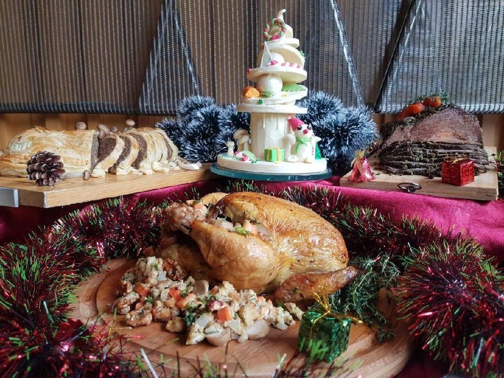 Holiday Inn Kemayoran Hadirkan Menu Spesial Natal & Tahun Baru 2020