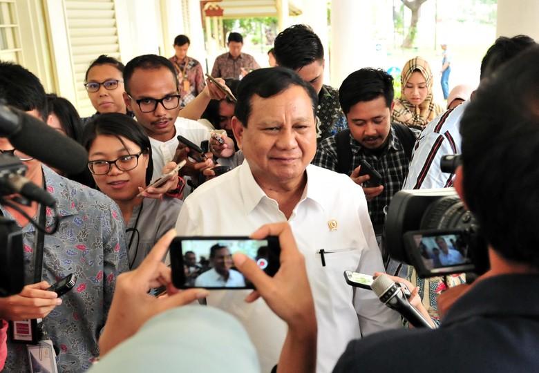 Prabowo Tunjuk 5 Jubir Khusus Gerindra : Dasco-Habiburokhman