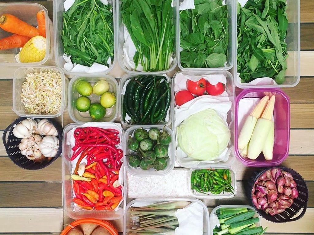 Makan Seminggu Cuma Habis Rp 176 Ribu, Ini Panduan Belanjanya!