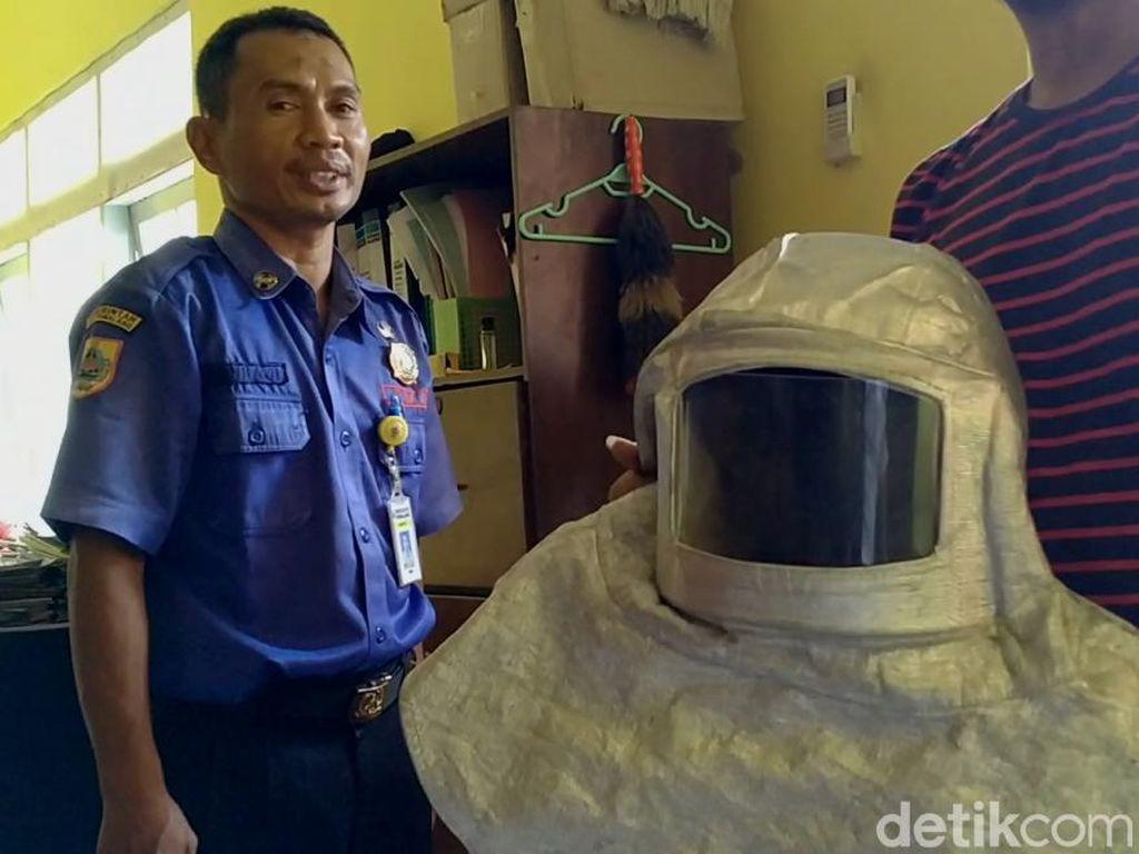 Ini Dia Peralatan Perang Damkar untuk OTT Sarang Tawon Vespa