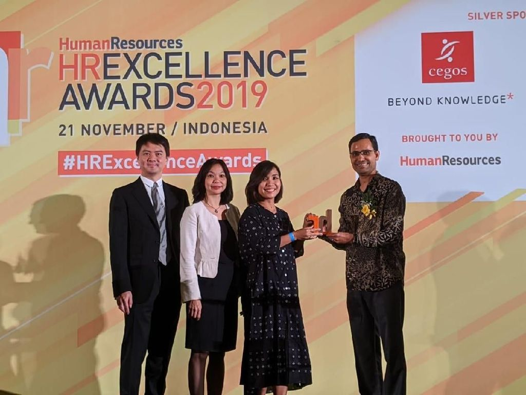 DANA Raih 4 Penghargaan di HR Excellence Awards 2019