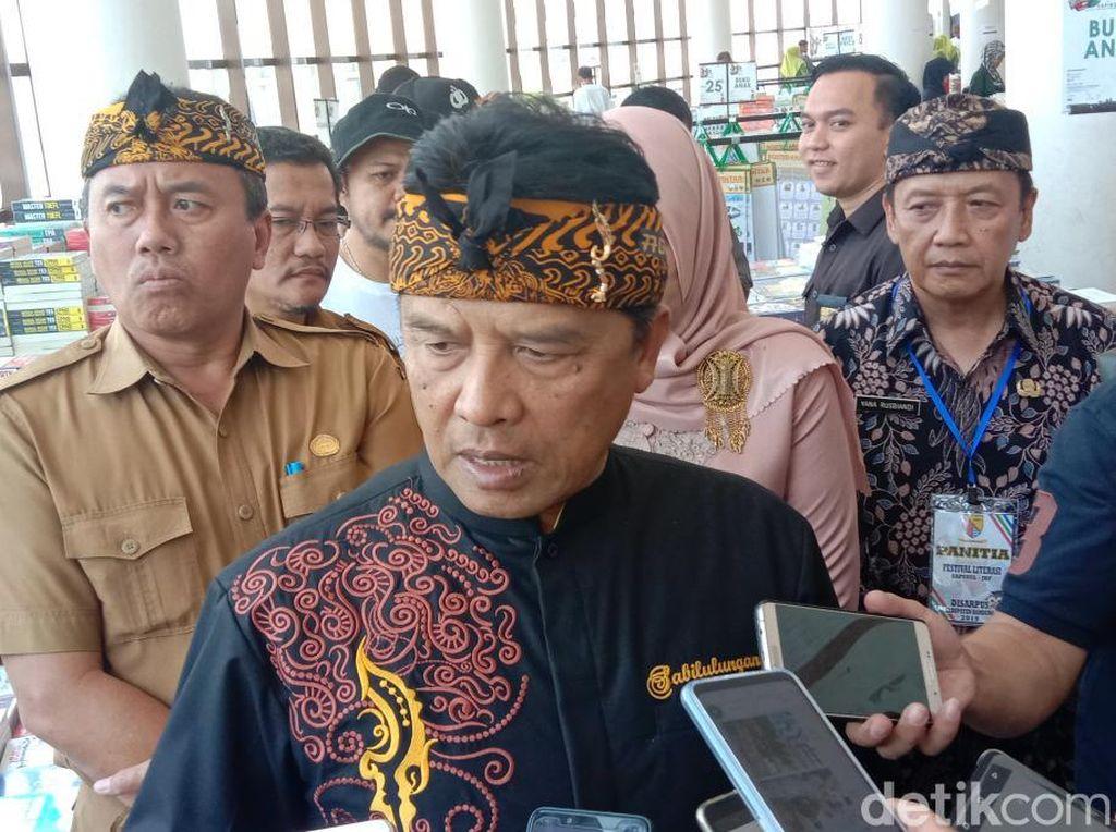 PPKM Mikro, Bupati Bandung Minta Warga Disiplin