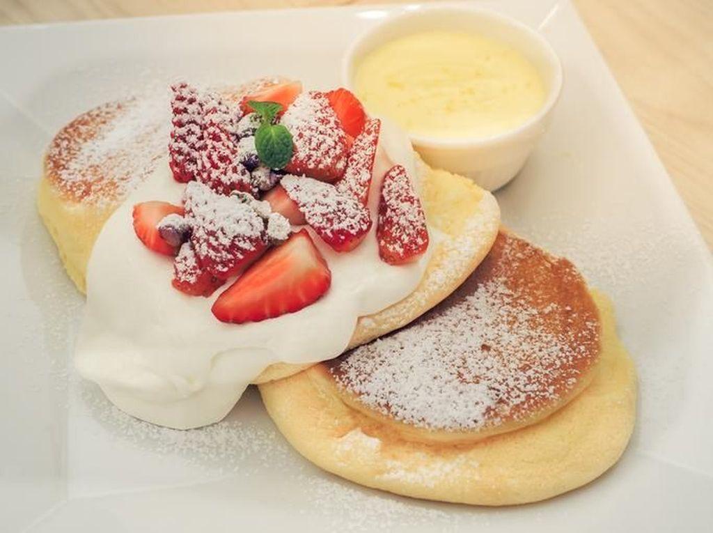 5 Kreasi Pancake Enak dari Berbagai Negara untuk Sarapan