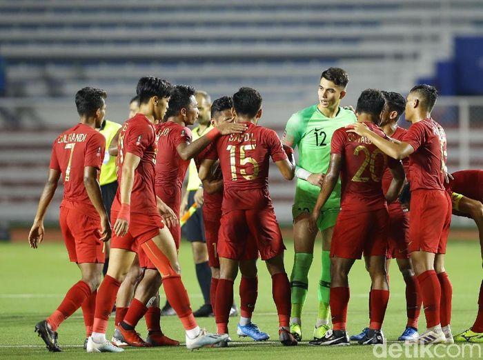 Timnas Indonesia U-22 dibayangi rekor buruk di semifinal SEA Games. (Foto: Grandyos Zafna/detikcom)