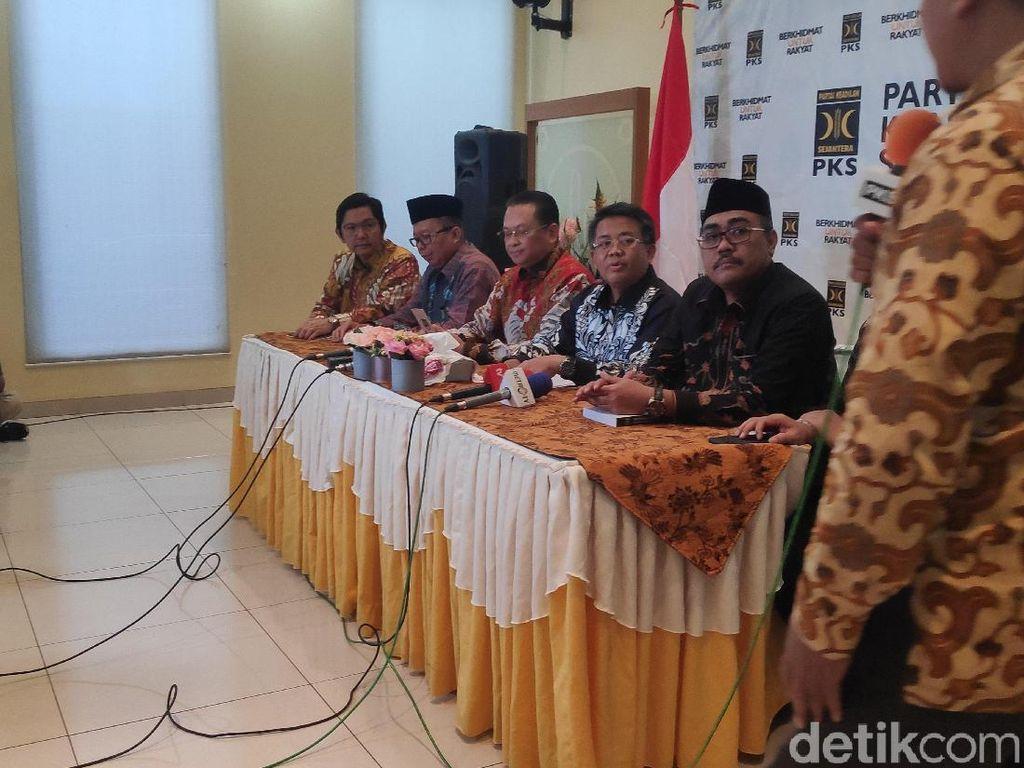 PKS Dorong Pembentukan Lembaga Antikorupsi Permanen
