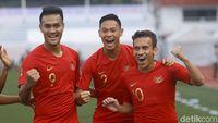 Indonesia Tempel Vietnam di Klasemen Grup B Sepakbola SEA Games 2019