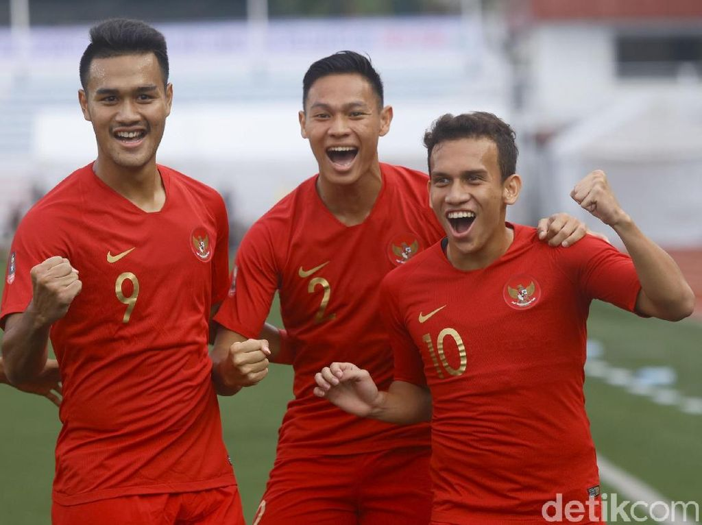 Susunan Pemain Indonesia Vs Laos