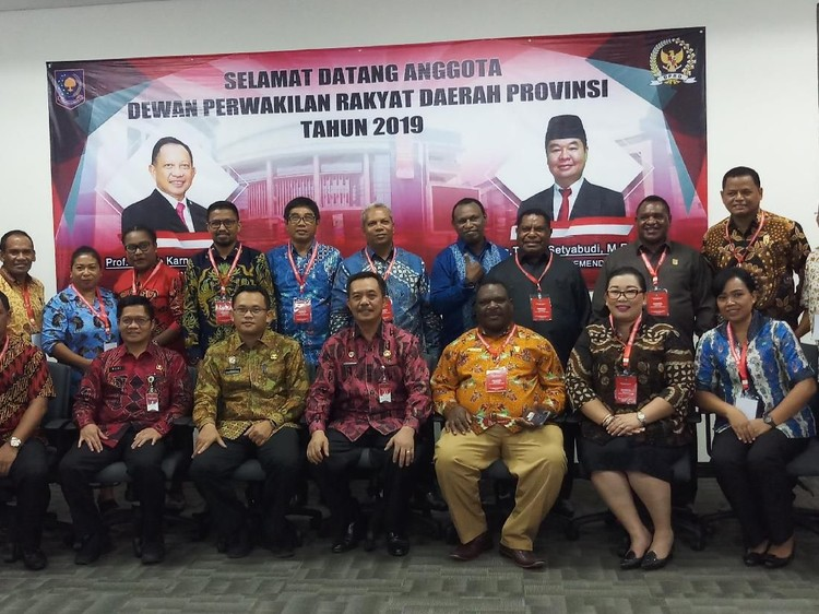 Kemendagri Ingatkan 3 Fungsi Dewan di Acara Orientasi Anggota DPRD