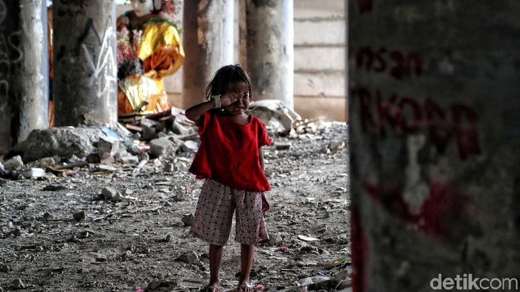 Permukiman Tak Layak Masih Menjamur di Utara Jakarta