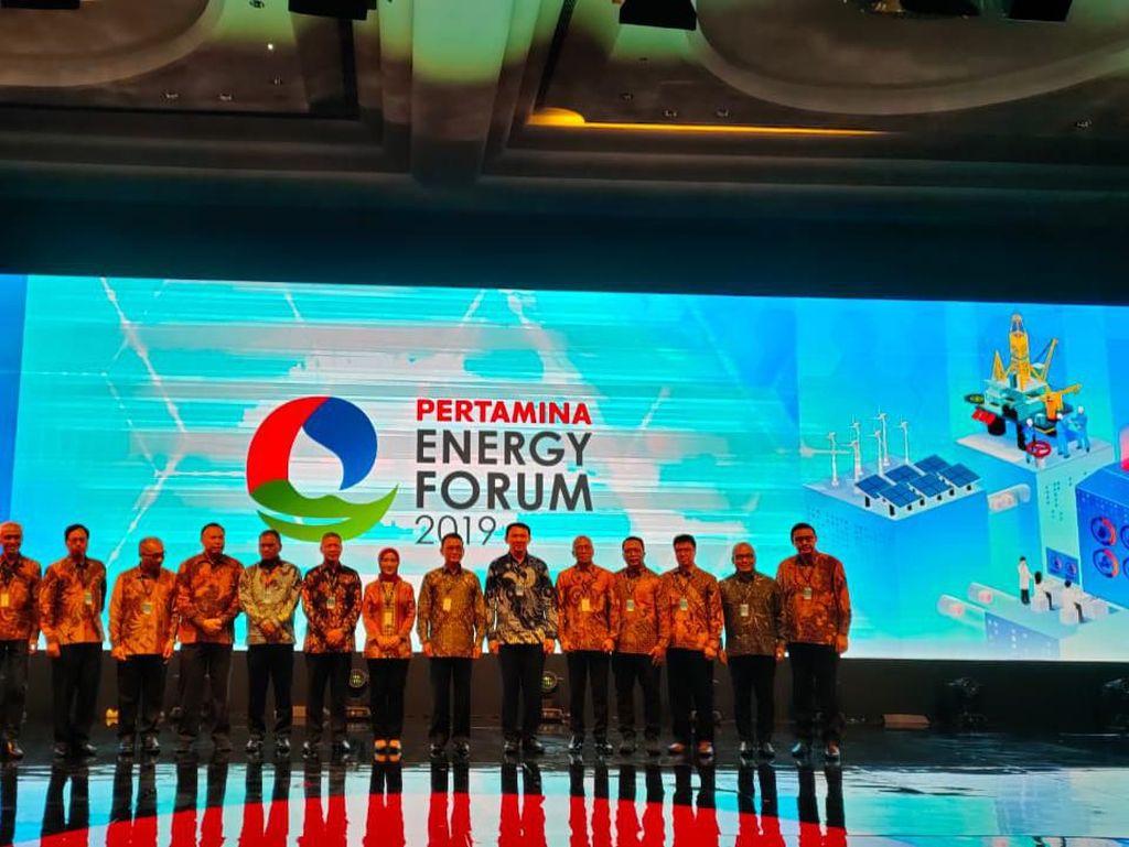 Di PEF 2019, Pertamina Harap Hasilkan Masukan untuk Kebijakan Energi