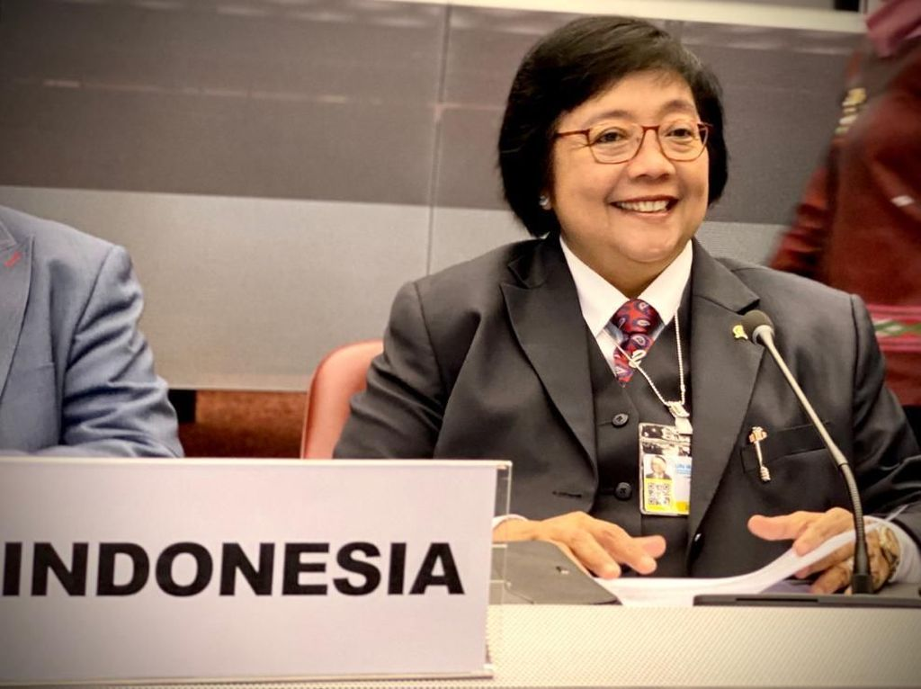 KLHK Putus Kerja Sama, WWF Indonesia Menyayangkan