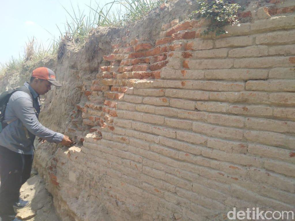 Sisa-sisa Keraton Majapahit Ditemukan di Jombang