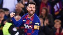 Fabregas Kenang Hari Pertama Messi di La Masia