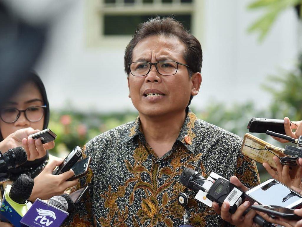 Jokowi Sampaikan 3 Program Prioritas Atasi Corona dalam Ratas Kabinet