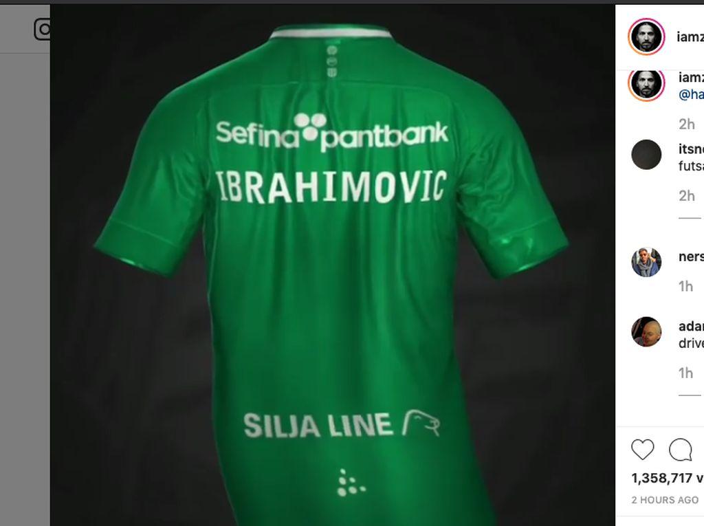 Hammarby, Calon Klub Baru Ibrahimovic?