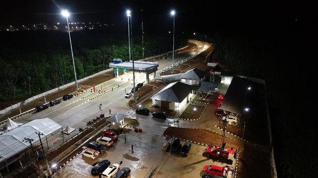 Wuishh! Jalur Tol Trans Sumatera Dialiri 4G Telkomsel