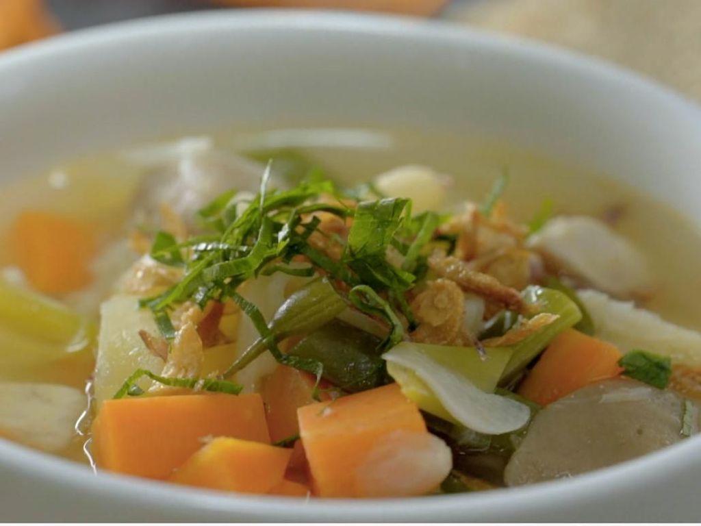 Resep Sayur : Sayur Sop